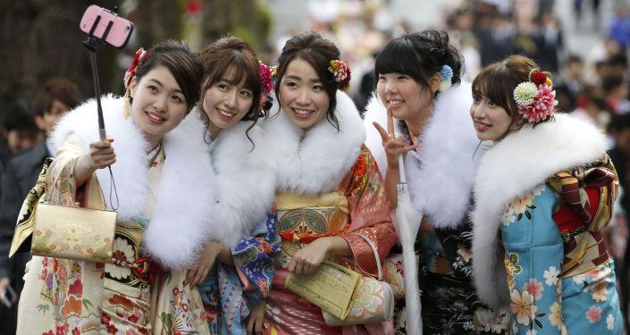 Dzień Dorosłych w Japonii