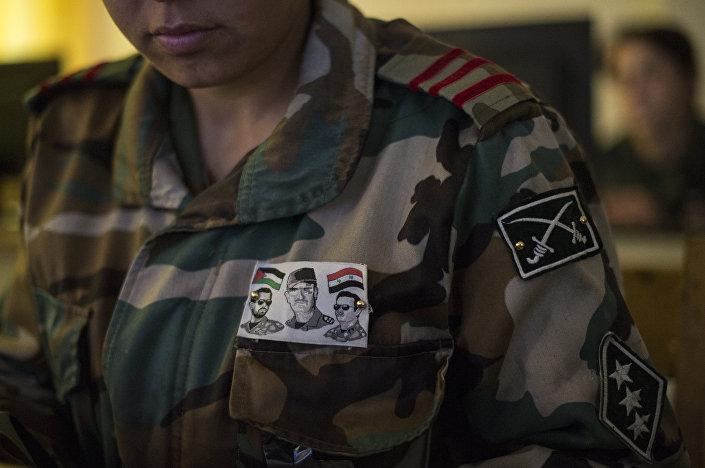 Żeńska Akademia Wojskowa w Damaszku
