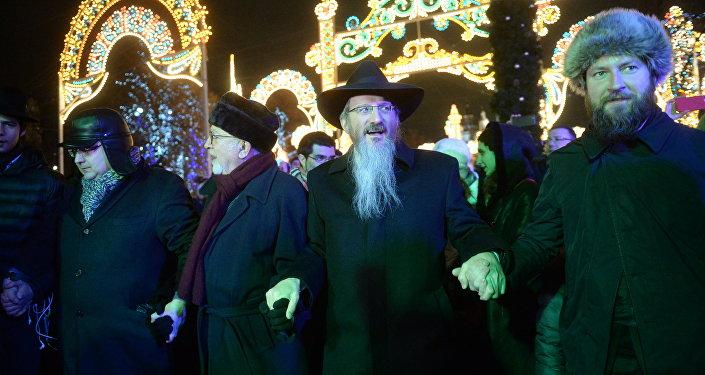 Żydzi w Moskwie