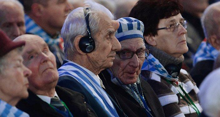 70. rocznica wyzwolenia przez Armię Czerwoną obozu koncentracyjnego Auschwitz-Birkenau, Międzynarodowy Dzień Pamięci Ofiar Holocaustu