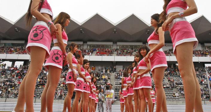 Japońskie modelki
