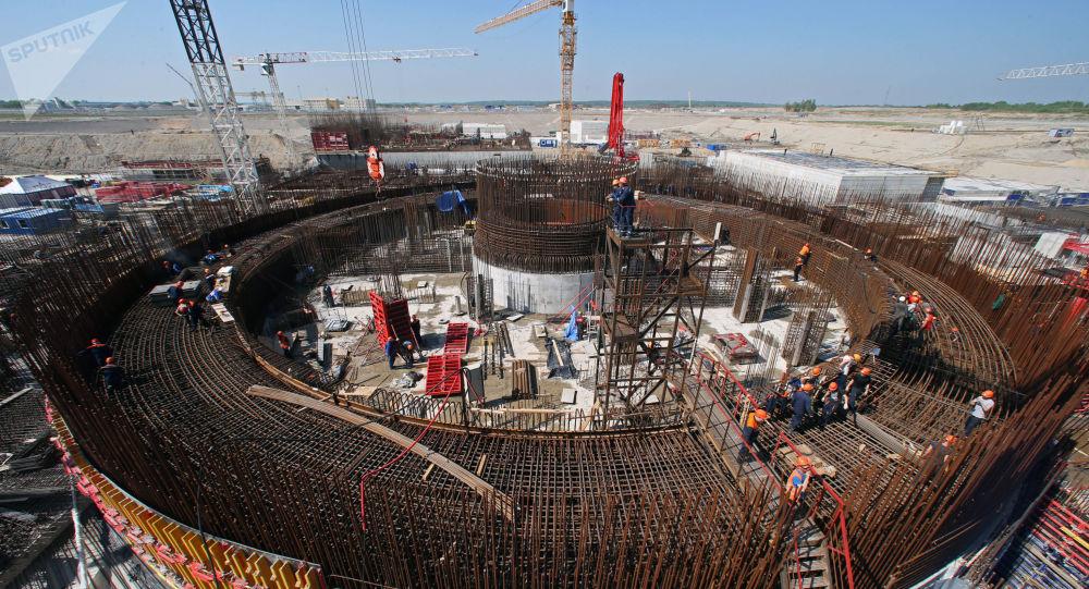 Budowa Bałtyckiej Elektrowni Atomowej