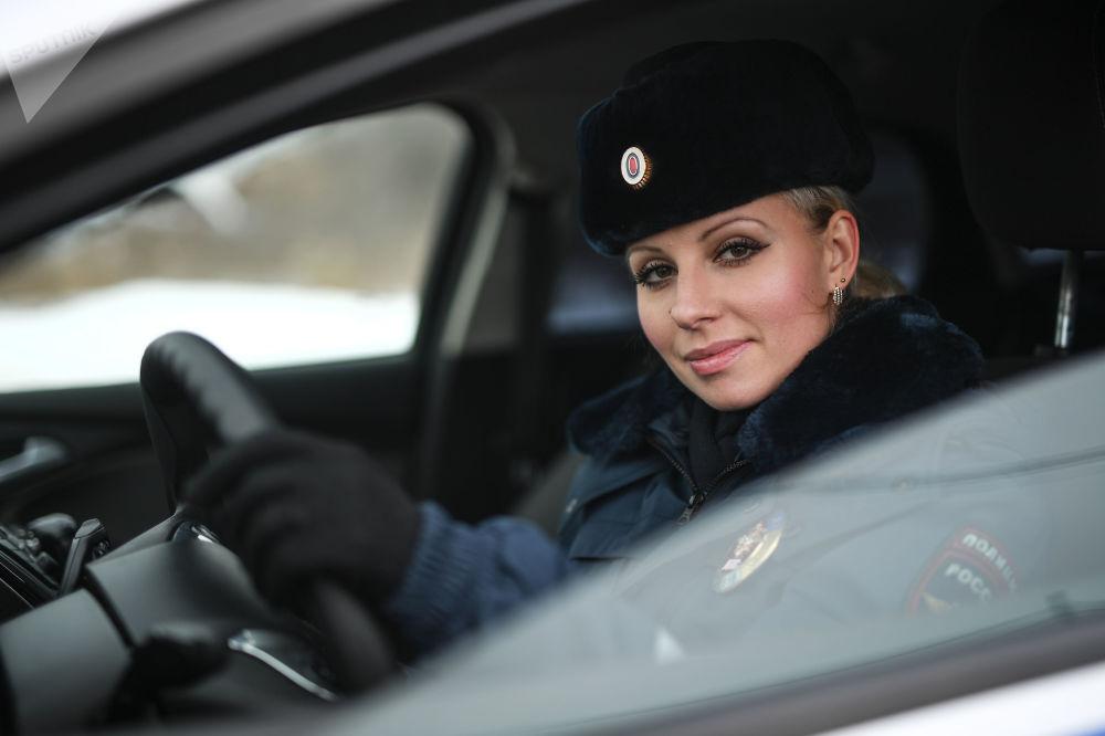 Inspektor drogówki Nina Grigor, 2017 rok