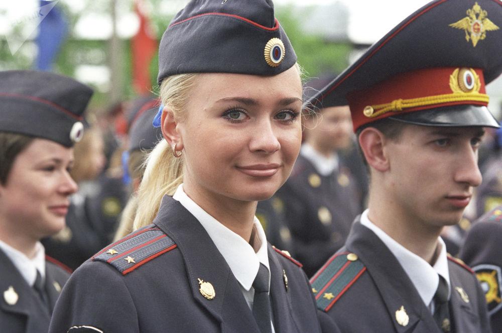 Absolwenci Uniwersytetu Moskiewskiego Ministerstwa Spraw Wewnętrznych, 2003 rok