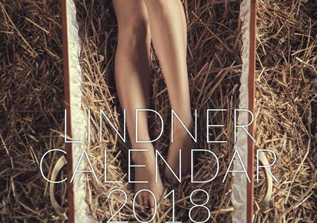 Kalendarz Lindner 2018