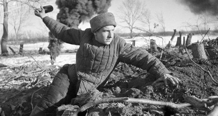 Wielka Wojna Ojczyźniana 1941-45 r. Bitwa pod Stalingradem