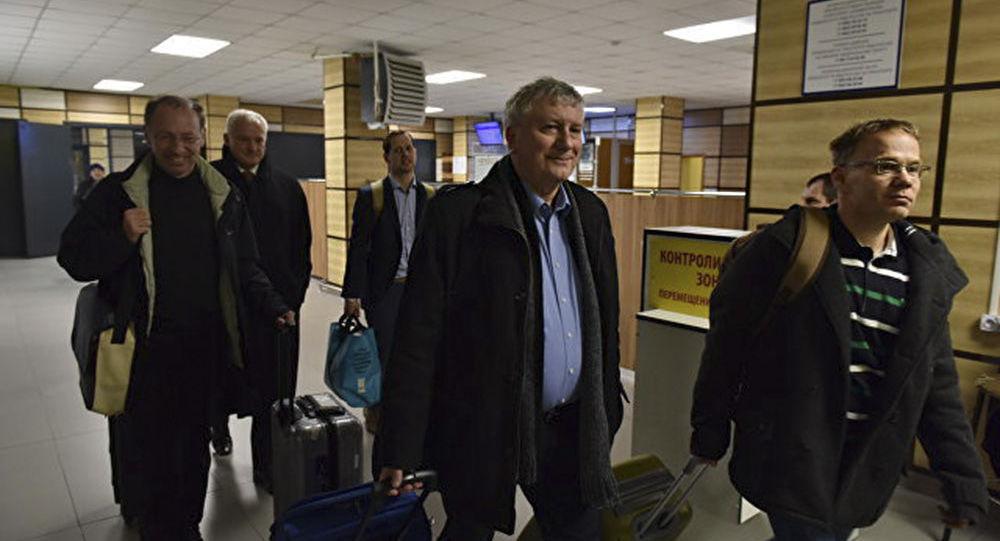 Wizyta niemieckich deputowanych na Krymie. 3-9 lutego 2018