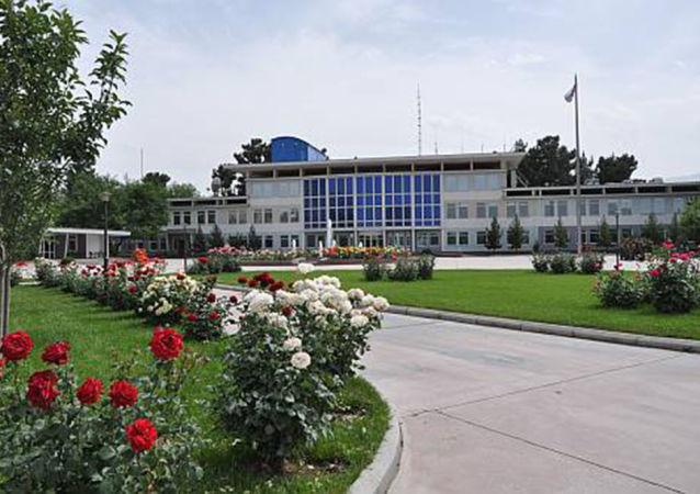 Ambasada Rosji w Kabulu