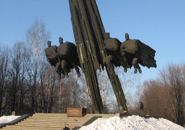 Pomnik polsko-radzieckiego braterstwa broni