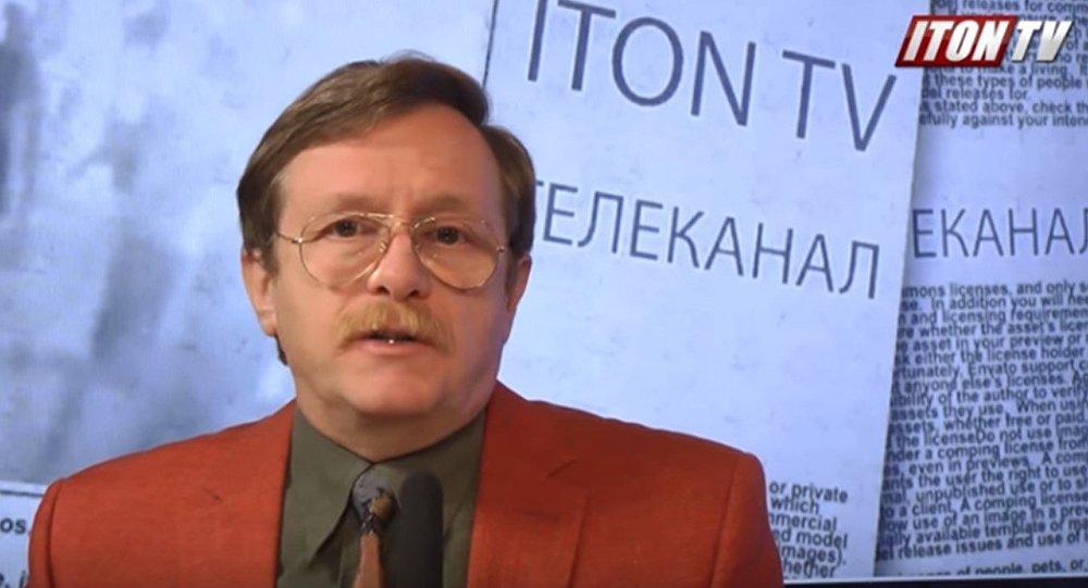 Alexander Gur-Аrie. ITON.TV, Tel-Awiw