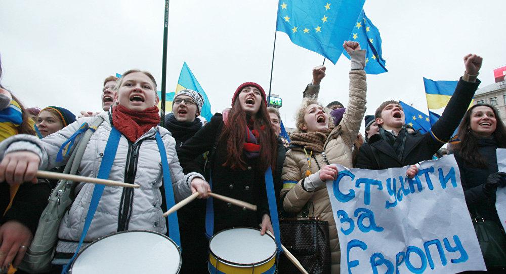 Zwolennicy eurointegracji