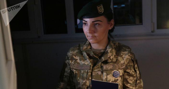 Słuzba pograniczna Ukrainy