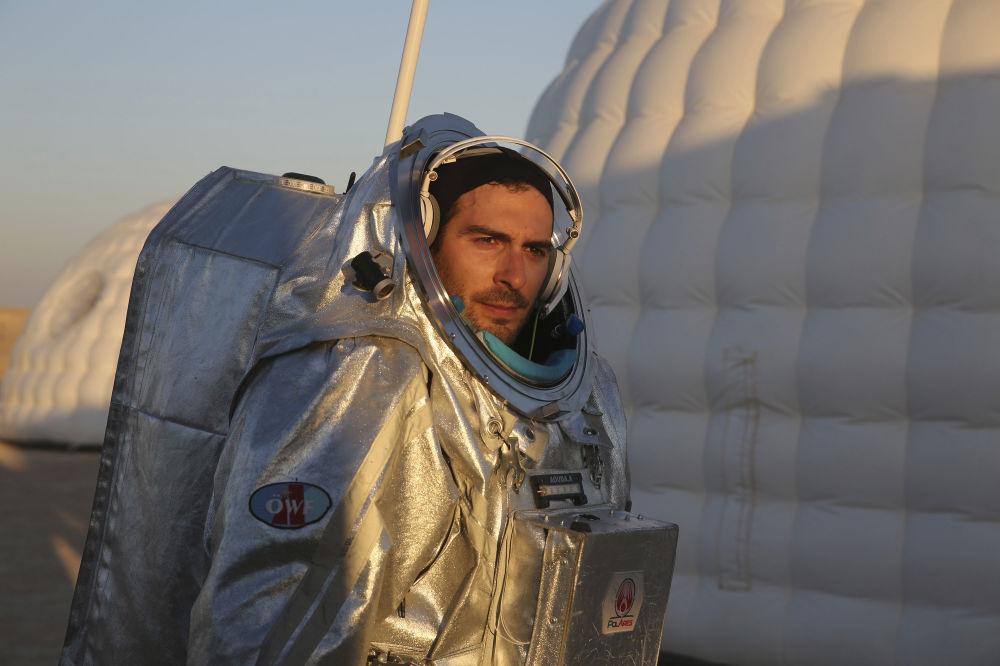 Na pustyni Zufar członkowie ekspedycji będą szukać wody i śladów życia.