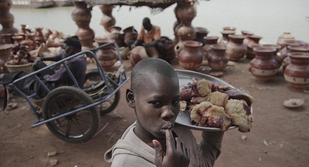 Port w Mali