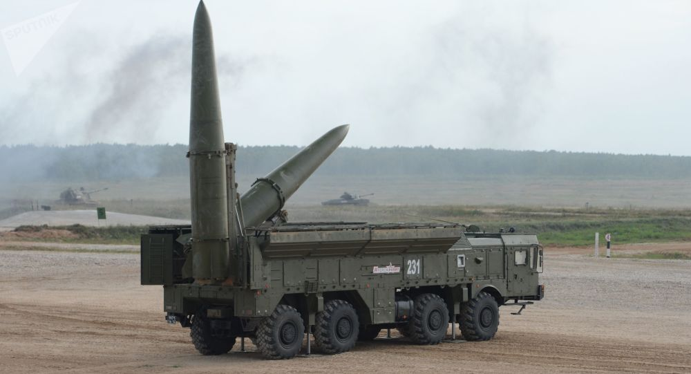 "System rakietowy ""Iskander"""