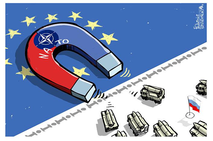 NATO przyciąga Iskandery