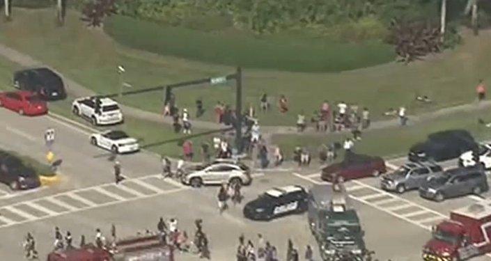 Strzelanina w stanie Floryda