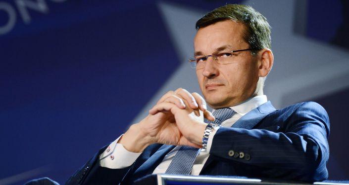 Premier Polski Mateusz Morawiecki
