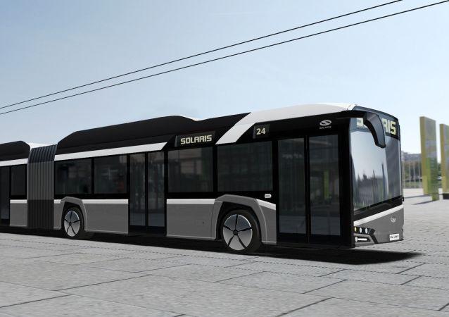Nowy polski trolejbus Trollino 24