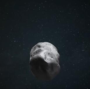 Najbardziej niebezpieczna asteroida