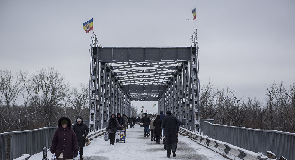 Poroszenko podpisał ustawę o reintegracji Donbasu