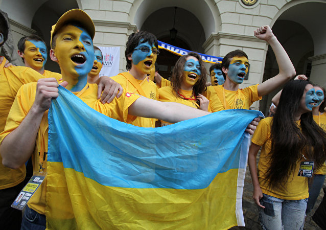 Ukraińscy kibice