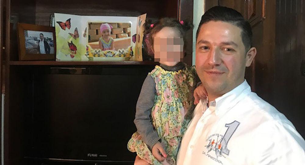 Dziewczynka rzekomo porwana z hotelu w Wiedniu ze swoim ojcem w Libanie