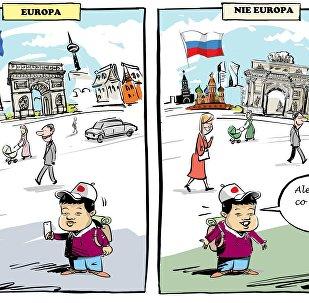 Rosja to nie Europa?