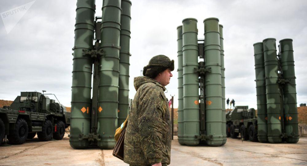 Systemy przeciwlotnicze S-400