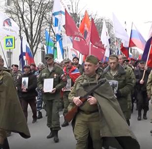 """Sewastopol przed rozpoczęciem czwartej """"Rosyjskiej Wiosny"""""""