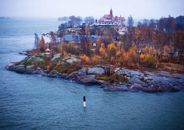 Jesień w Finlandii