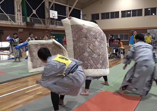 Bitwa na poduszki