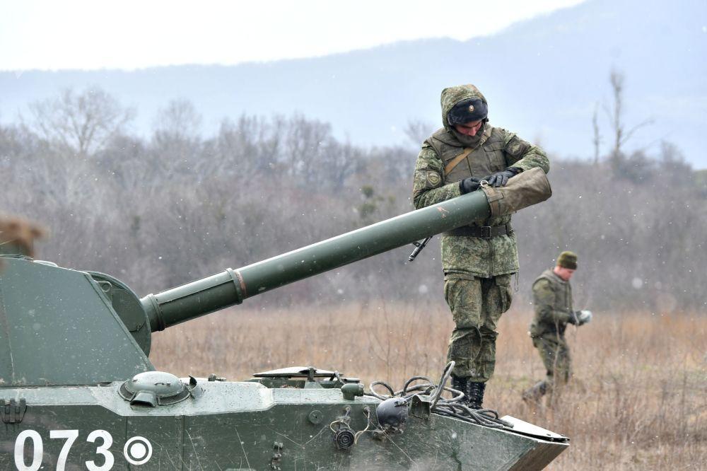 Ćwiczenia wojsk powietrznodesantowych