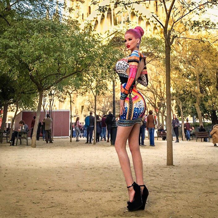 Czeska Barbie Lolo Ta Bella