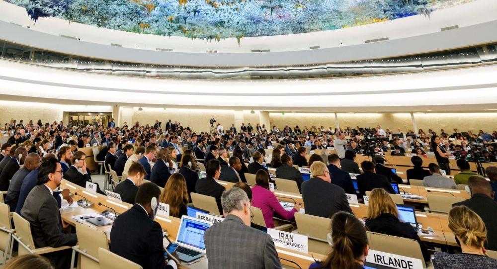 Rada Praw Człowieka ONZ w Genewie