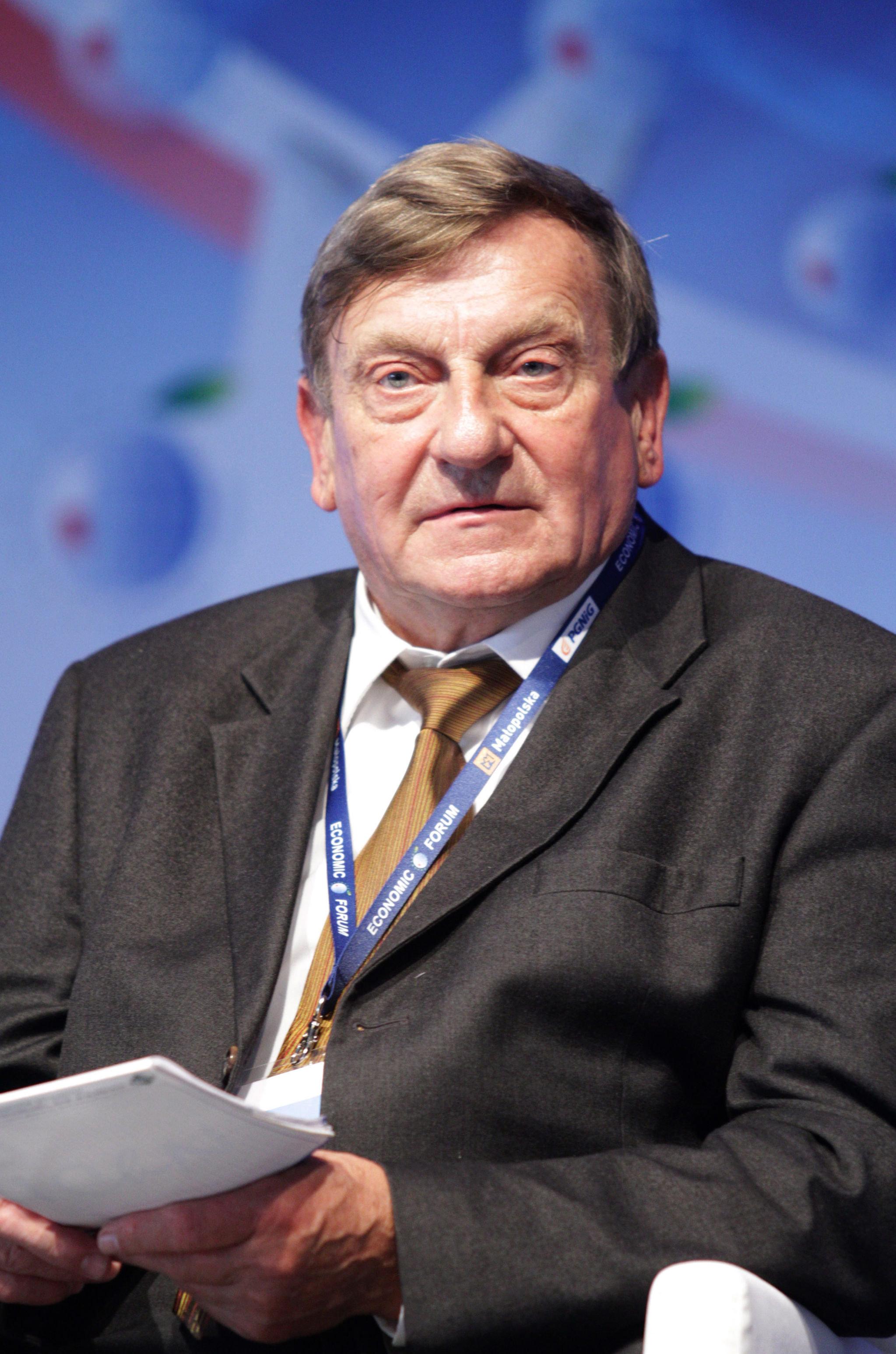 Polski kosmonauta Mirosław Hermaszewski