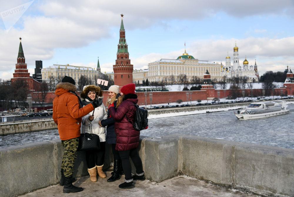 Bolszoj Kamiennyj Most w Moskwie