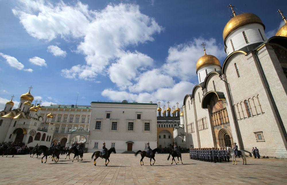 Plac Katedralny Kremla