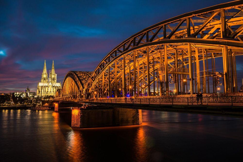 Kolonia, Niemcy