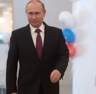 Kandydat na prezydenta Rosji - Władimir Putin