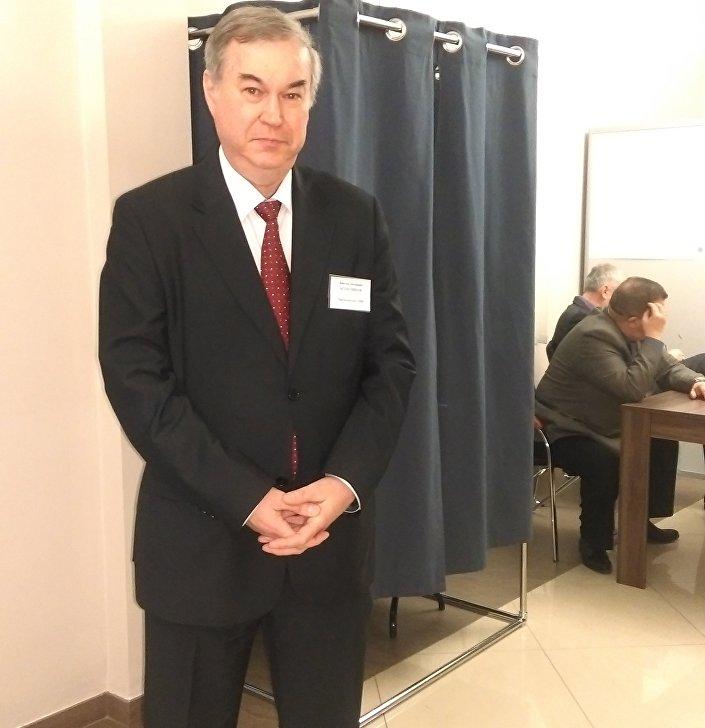 Victor Kolesnikov, konsul generalny w Gdańsku