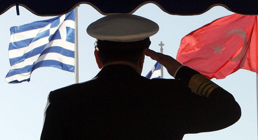 Turcja prowadzi wojnę hybrydową z Grecją