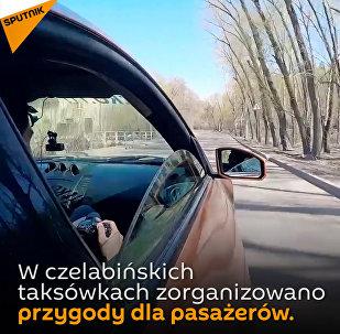 Taxi w Czelabińsku