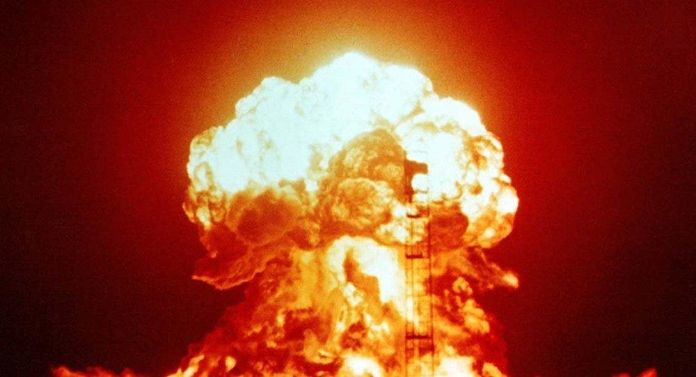 Atmosferyczny wybuch atomowy