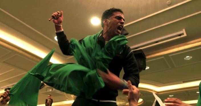 Akcje protestu w Trypolisie, 2011 rok