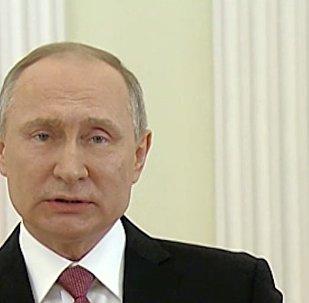 Przemówienie Putina