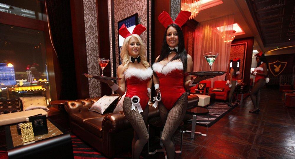 Hostessy na przyjęciu