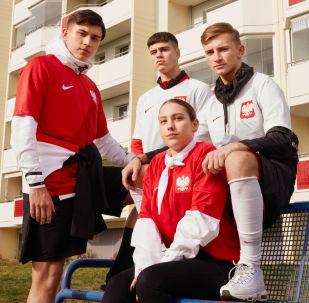 Stroje polskiej reprezentacji na MŚ 2018