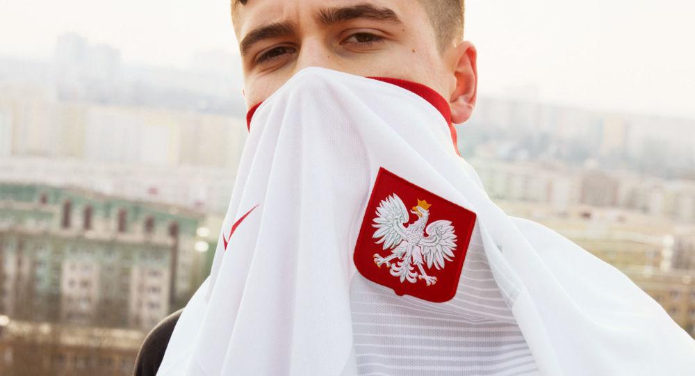 Strój polskich piłkarzy na MŚ 2018
