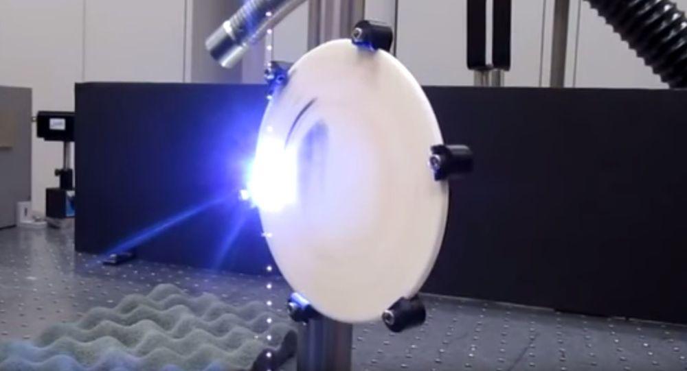 Akustyczne działo laserowe w USA